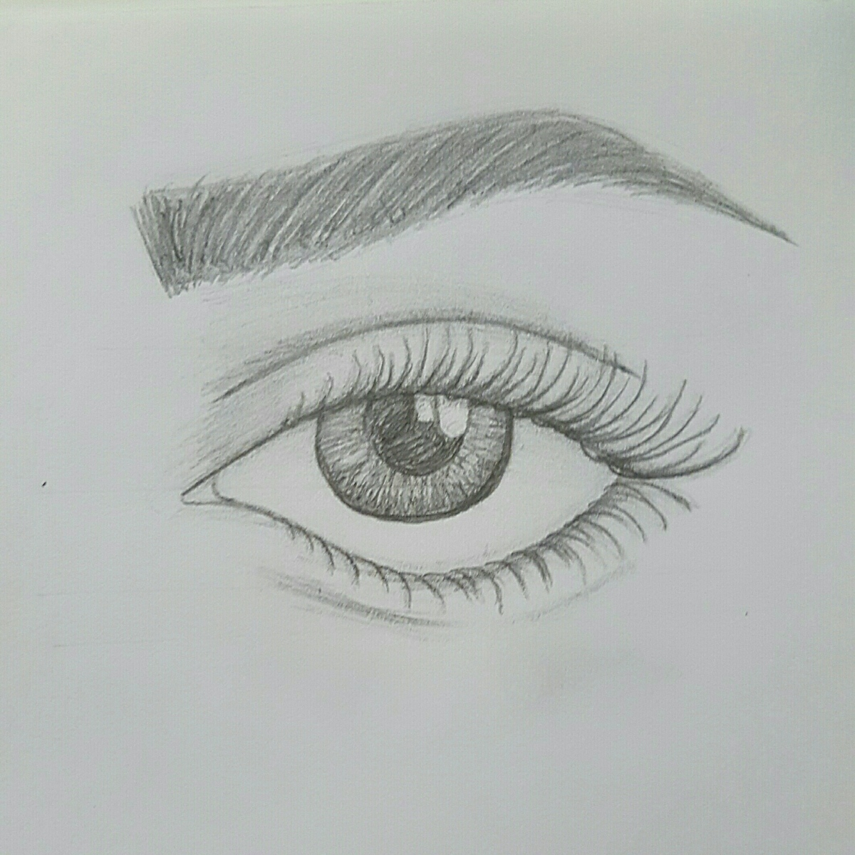 How to sketch eyebrows best eyebrow for you 2017 for Drawing eyebrows on paper