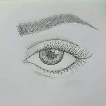 How To Draw An Eyebrow The Kookoo Talk
